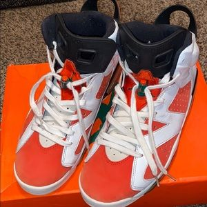 Air Jordan 6 Retro Gatorade